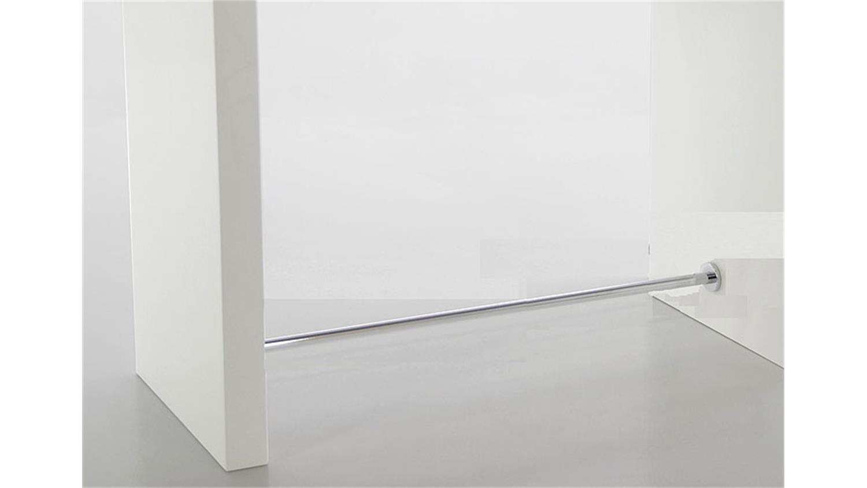 bartisch block wei hochglanz lackiert 130x60 cm. Black Bedroom Furniture Sets. Home Design Ideas