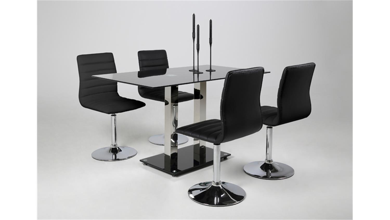 Glastisch schwarz  Nauhuri.com | Glastisch Schwarz Weiß ~ Neuesten Design ...