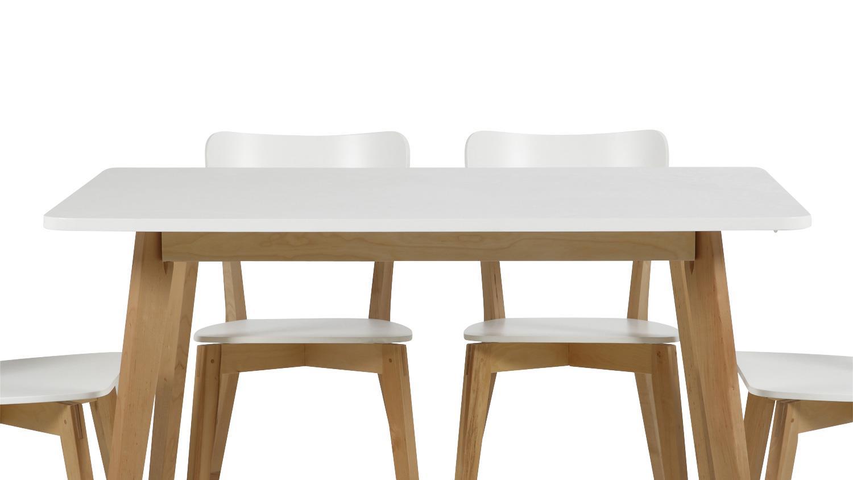 esstisch mit 4 st hlen my blog. Black Bedroom Furniture Sets. Home Design Ideas