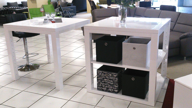 bartisch stehtisch spizy hochglanz wei warentr ger dekoobjekt. Black Bedroom Furniture Sets. Home Design Ideas
