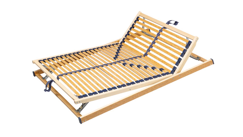 lattenrost 140x200 brilliant kf kopf fu teil verstellbar. Black Bedroom Furniture Sets. Home Design Ideas
