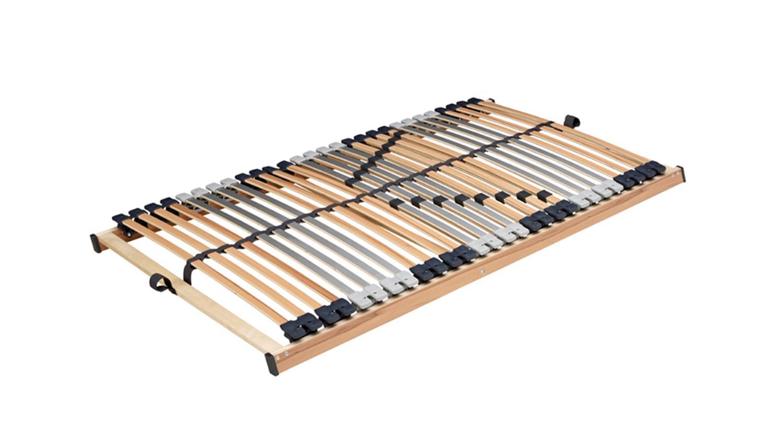lattenrost 140x200 premiflex nv 7 zonen bewegliche duo kappen. Black Bedroom Furniture Sets. Home Design Ideas