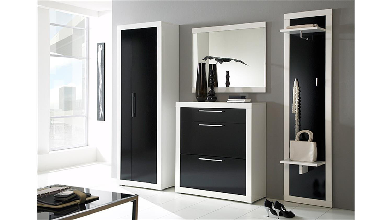 schuhschrank beco wei und sonoma eiche s gerau. Black Bedroom Furniture Sets. Home Design Ideas