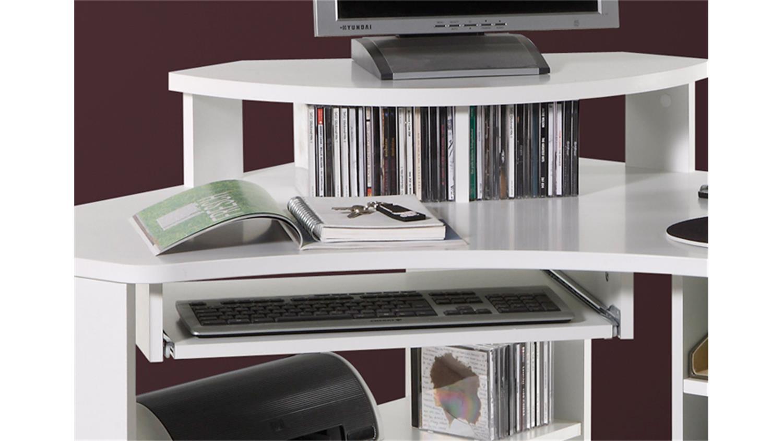 eckschreibtisch mit aufsatz eckschreibtisch computertisch mit aufsatz in puchheim b rom bel. Black Bedroom Furniture Sets. Home Design Ideas