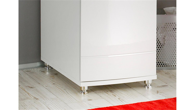 schreibtisch luxus hochglanz wei glasplatte schwarz. Black Bedroom Furniture Sets. Home Design Ideas