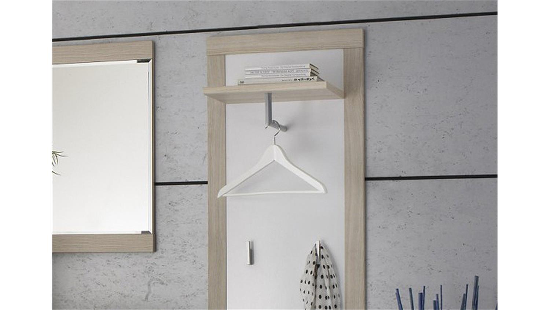 Garderobenpaneel eiche s gerau bestseller shop f r m bel for Garderobenpaneel shop