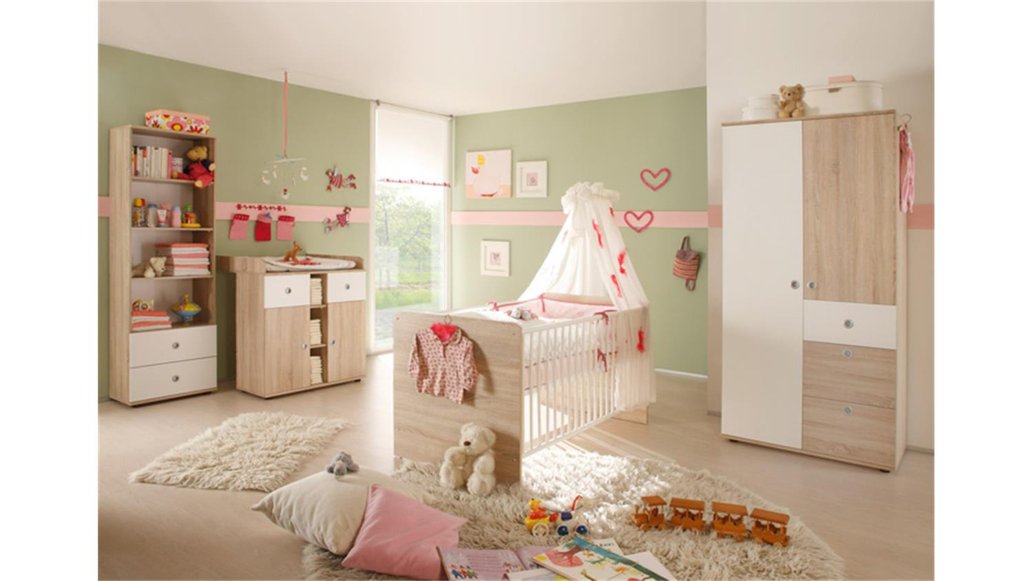 wickelkommode wiki babyzimmer in sonoma eiche s gerau. Black Bedroom Furniture Sets. Home Design Ideas