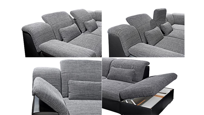 mobel wohnlandschaft raum und m beldesign inspiration. Black Bedroom Furniture Sets. Home Design Ideas