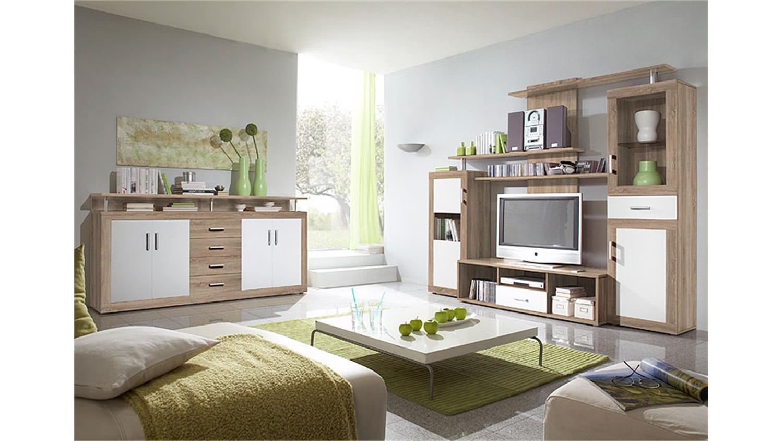 wohnwand juno bestseller shop f r m bel und einrichtungen. Black Bedroom Furniture Sets. Home Design Ideas