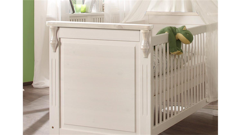 Künstlerisch Babyzimmer Massivholz Weiß Beste Wahl