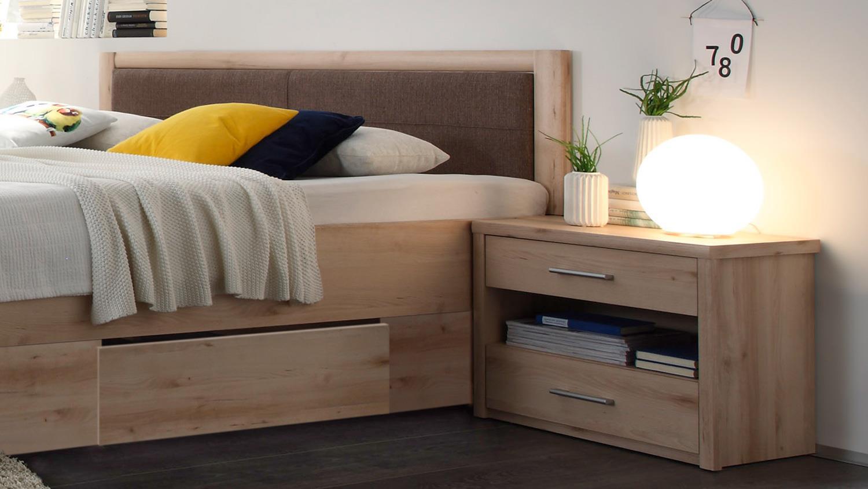 schlafzimmer classic bett 180x200 kleiderschrank nachtkommoden. Black Bedroom Furniture Sets. Home Design Ideas