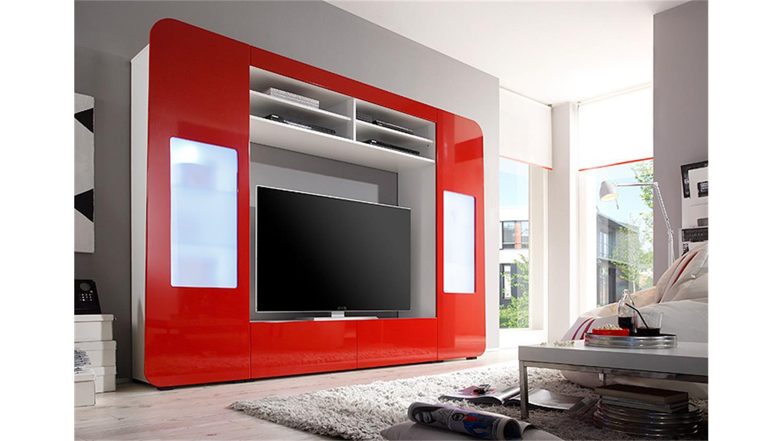 wohnwand 1 60 bestseller shop f r m bel und einrichtungen. Black Bedroom Furniture Sets. Home Design Ideas
