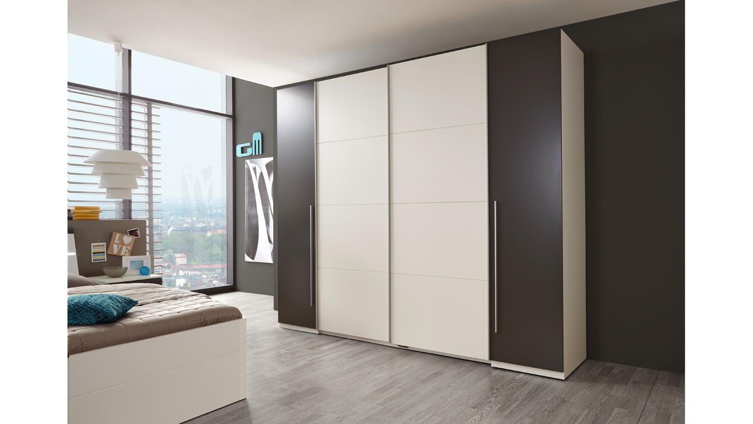 schwebet renschrank match 2 schrank wei und lava 315. Black Bedroom Furniture Sets. Home Design Ideas