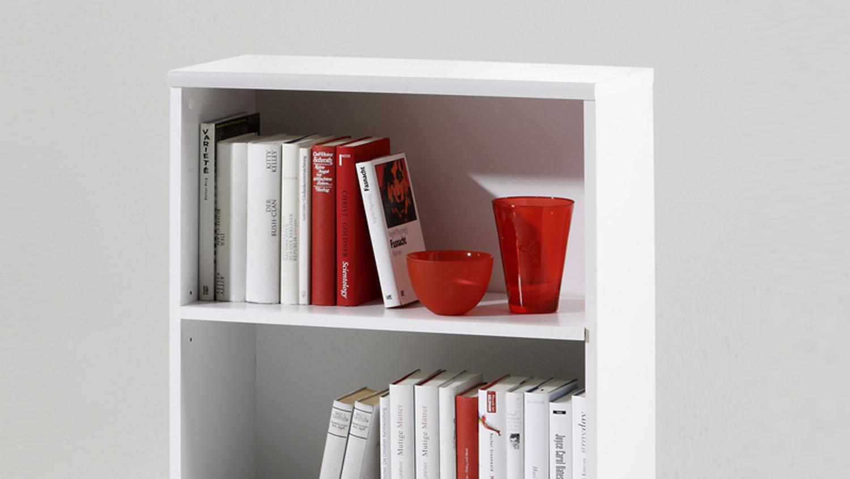 Wundervoll Weißes Bücherregal Beste Wahl