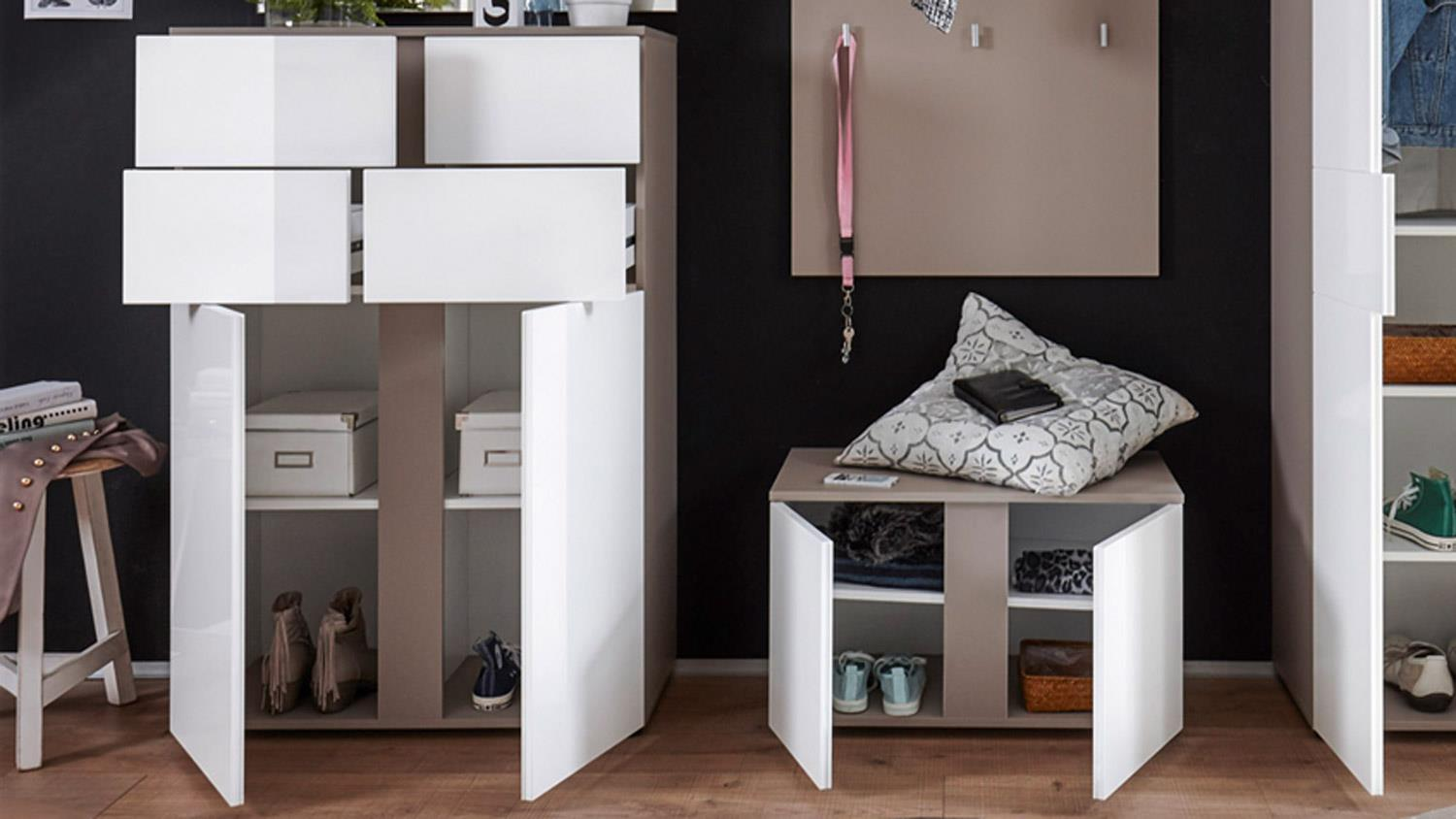 kommode schrank weis innenr ume und m bel ideen. Black Bedroom Furniture Sets. Home Design Ideas