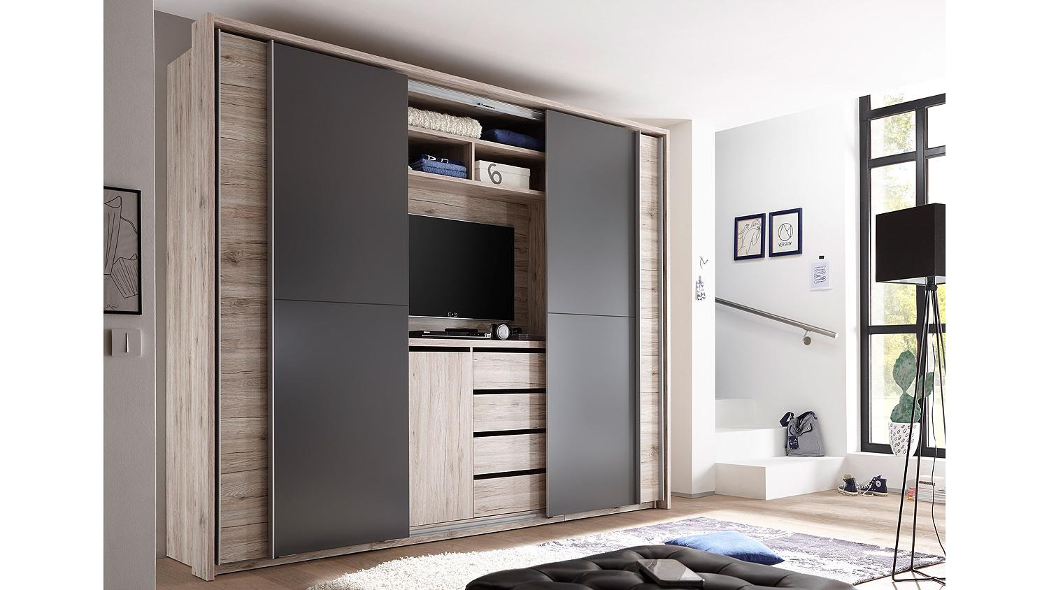 schwebetren schrank cinema schrank sandeiche lava tvfach with schwebetren schrank latest. Black Bedroom Furniture Sets. Home Design Ideas