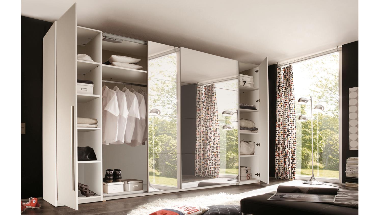 schwebet renschrank match 2 schrank wei mit spiegel 315. Black Bedroom Furniture Sets. Home Design Ideas