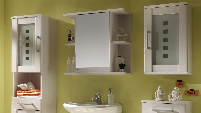 badezimmer set pontos 5 teilig bad schr nke in sibiu l rche. Black Bedroom Furniture Sets. Home Design Ideas