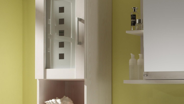 Badezimmer Set PONTOS 5 Teilig Bad Schränke In Sibiu Lärche