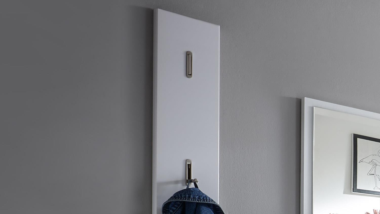 wandpaneele wei hochglanz vv37 hitoiro. Black Bedroom Furniture Sets. Home Design Ideas