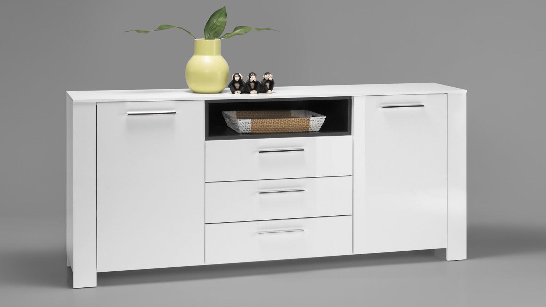 Schön Sideboard Grau Weiß Das Beste Von