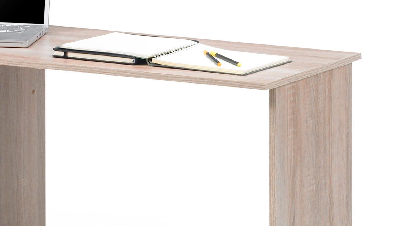 Schreibtisch adria jugendzimmer computertisch sonoma eiche for Schreibtisch jugendzimmer