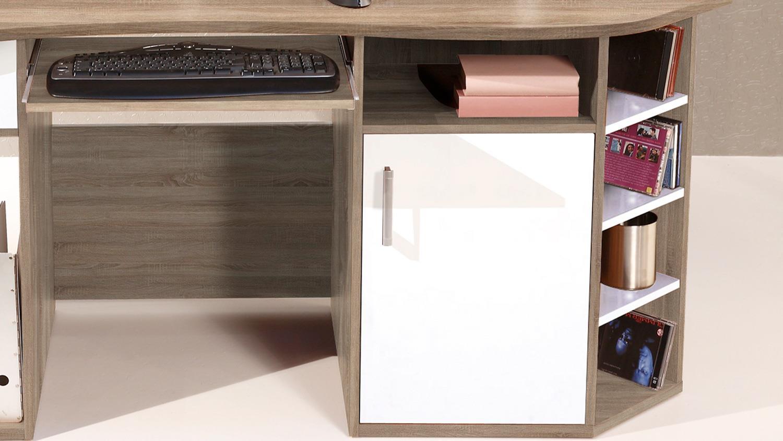 04272220180207 sichtschutzzaun jumbo eiche inspiration. Black Bedroom Furniture Sets. Home Design Ideas
