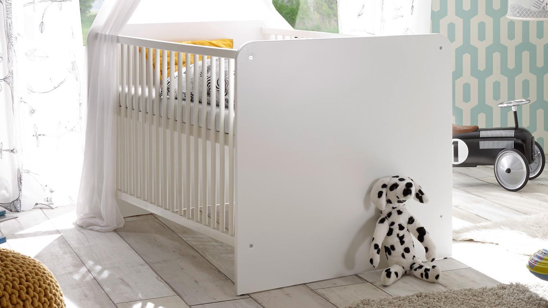 babyzimmer bibo  teilig weiss kinderzimmer komplett set