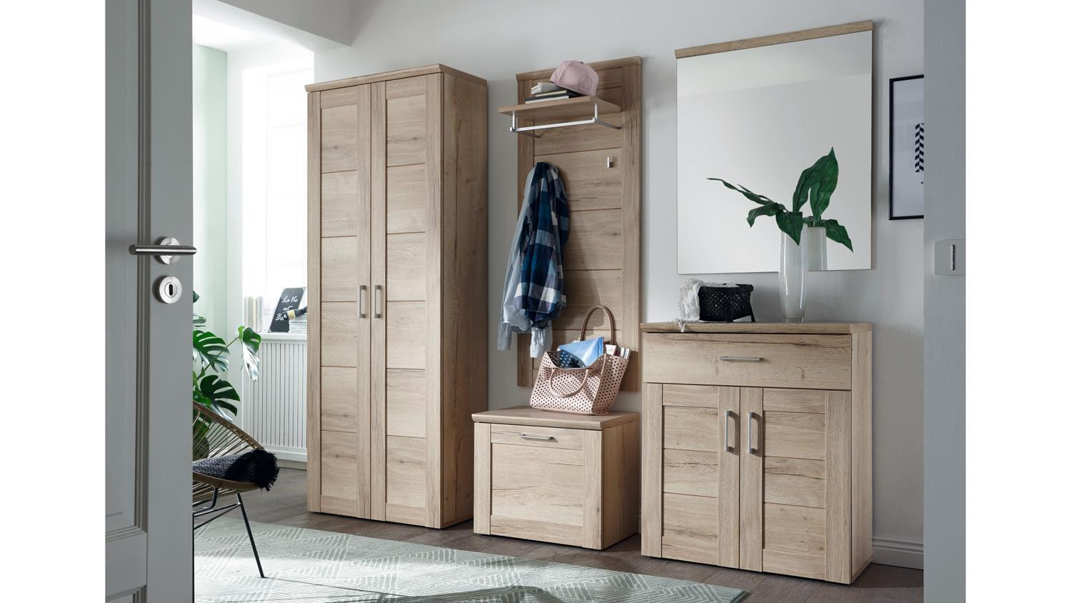 schuhkommode feeling schuhschrank kommode 2 t rig in. Black Bedroom Furniture Sets. Home Design Ideas