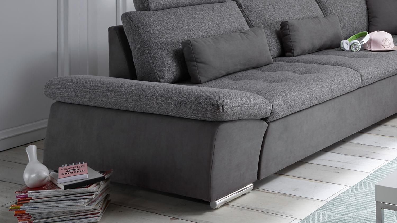 Einzigartig Sofa Mit Kopfstütze Foto Von