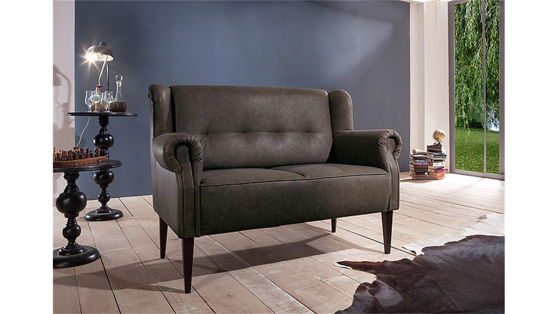 k chensofa moro 2er speisesofa polsterm bel in braun. Black Bedroom Furniture Sets. Home Design Ideas