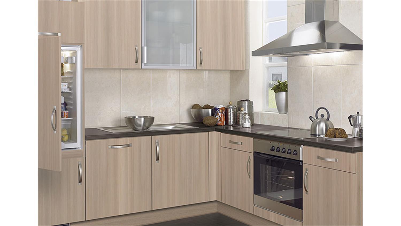 einbauküche l-küche mit e-geräte und geschirrspüler - Küche Mit Geschirrspüler