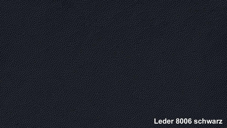 Sofa freistil 176 rolf benz sofabank leder schwarz mit 2 for Ohrensessel leder schwarz