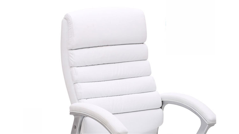 chefsessel ceno b rostuhl drehstuhl schreibtischstuhl wei. Black Bedroom Furniture Sets. Home Design Ideas