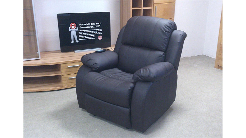 fernsehsessel lakos braun inkl vibrationsmassage heizung. Black Bedroom Furniture Sets. Home Design Ideas