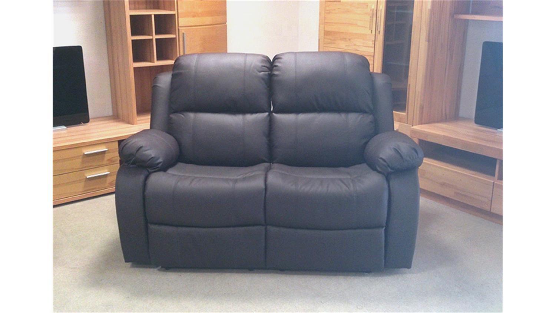sofa lakos 2 sitzer polsterm bel in braun mit funktion. Black Bedroom Furniture Sets. Home Design Ideas