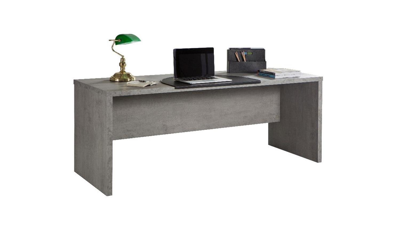 b roset 1 pratico b rom bel in beton wei hochglanz lack. Black Bedroom Furniture Sets. Home Design Ideas