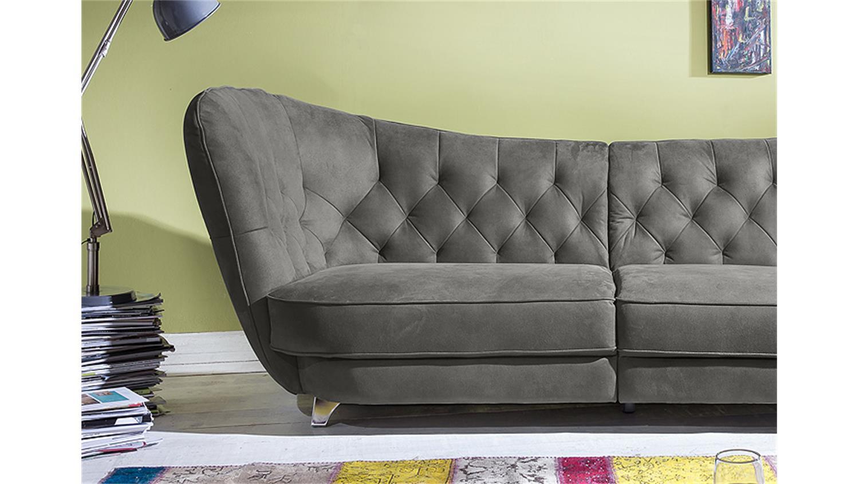 Ecksofa vintage look  Sessel Retro Grau. Free Full Size Of Lounge Sessel Balkon Rattan ...