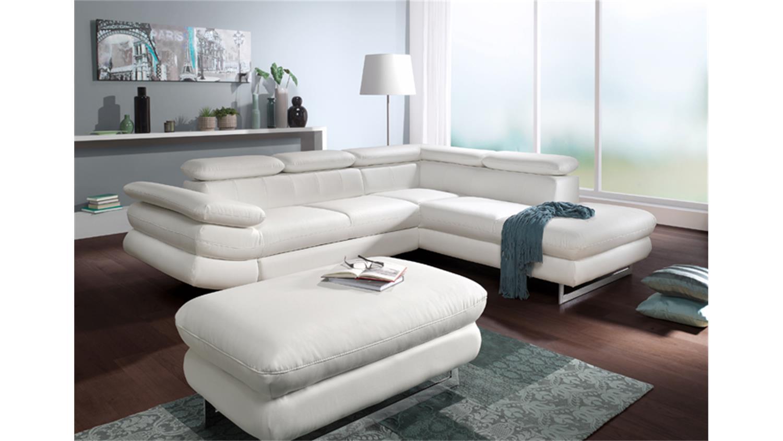 ecksofa solution sofa wohnlandschaft wei mit funktion
