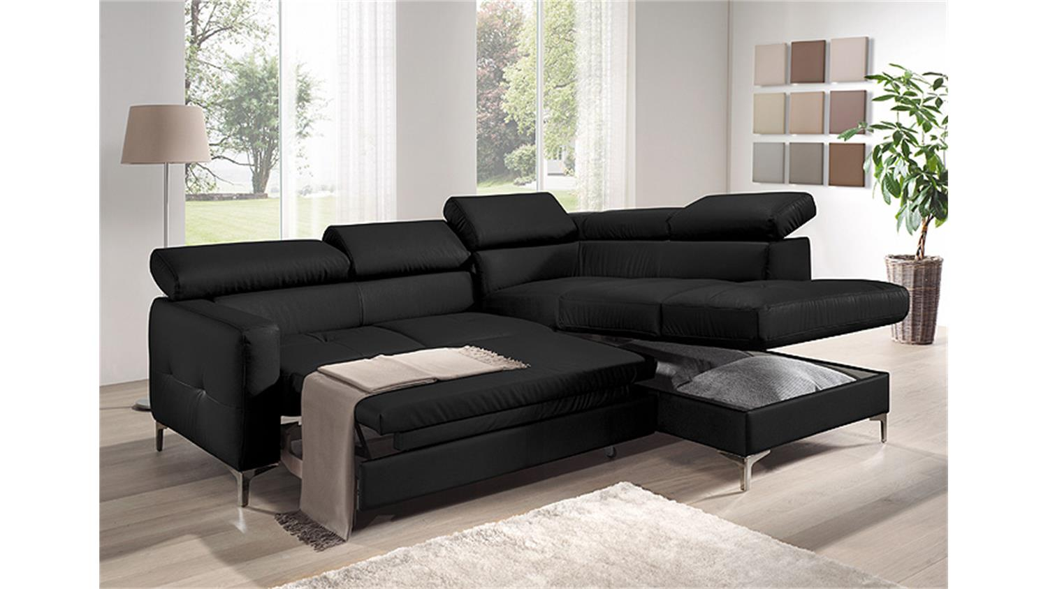 ecksofa oder einzelsofa inspirierendes design f r wohnm bel. Black Bedroom Furniture Sets. Home Design Ideas