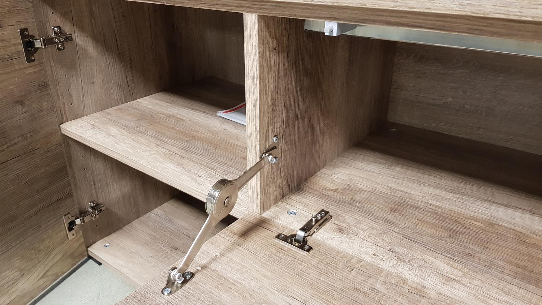 kommode cleo 14 von cs schmal wildeiche 1 t r 1 klappe 1 schubkasten. Black Bedroom Furniture Sets. Home Design Ideas