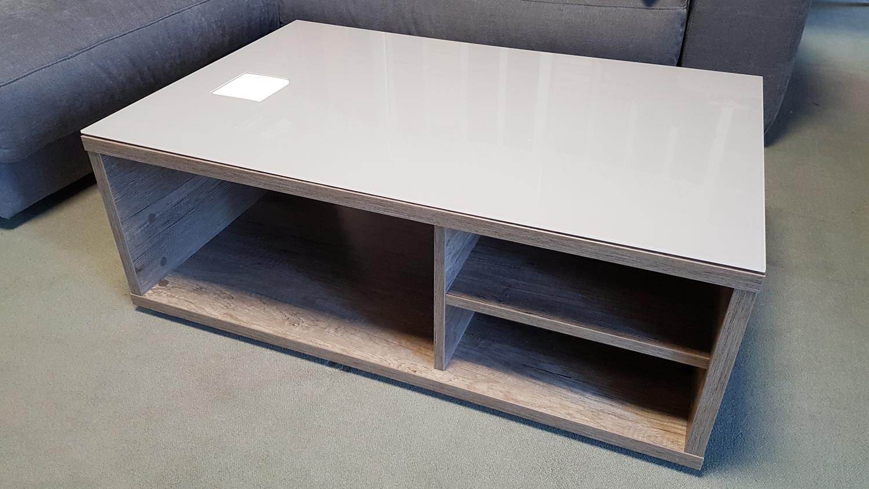 couchtisch wildeiche oberplatte sandglas cs plus cleo von cs schmal. Black Bedroom Furniture Sets. Home Design Ideas