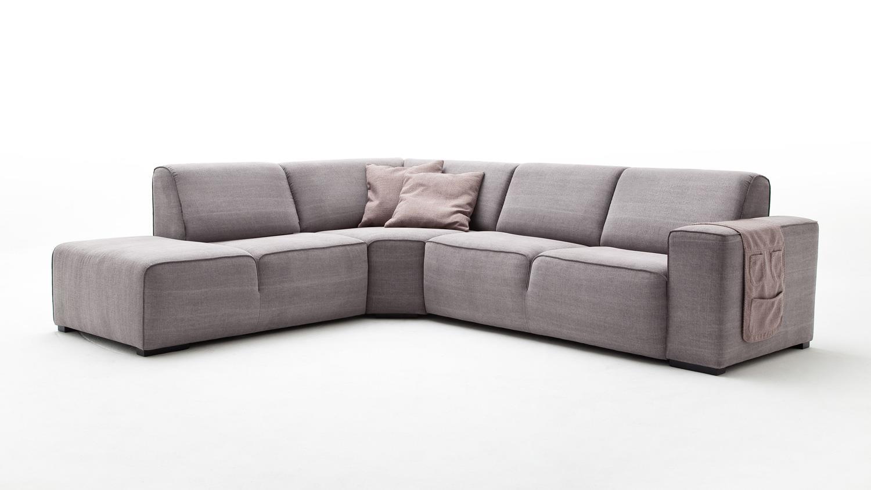 Ecksofa blanca sofa wohnlandschaft hellbraun choccolate for Ecksofa wohnlandschaft