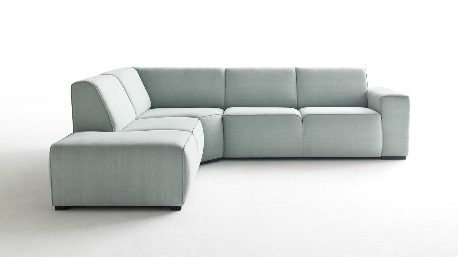 ecksofa blanca sofa wohnlandschaft in mint gr n. Black Bedroom Furniture Sets. Home Design Ideas