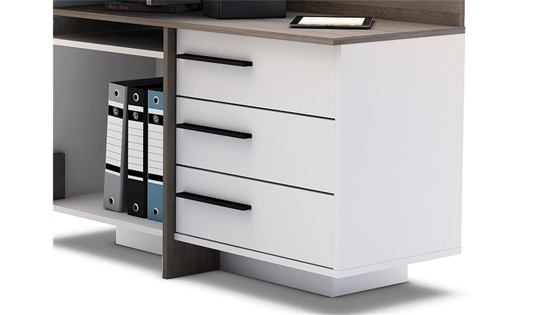 eckschreibtisch thales bestseller shop f r m bel und einrichtungen. Black Bedroom Furniture Sets. Home Design Ideas