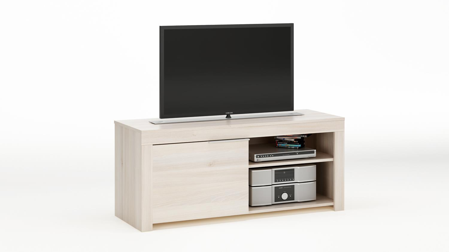 tv board rubis tv bank lowboard unterschrank in akazie. Black Bedroom Furniture Sets. Home Design Ideas