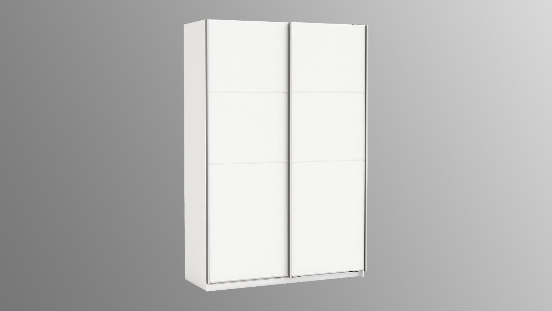 schwebet renschrank fast 2 in perle wei b 120 cm. Black Bedroom Furniture Sets. Home Design Ideas