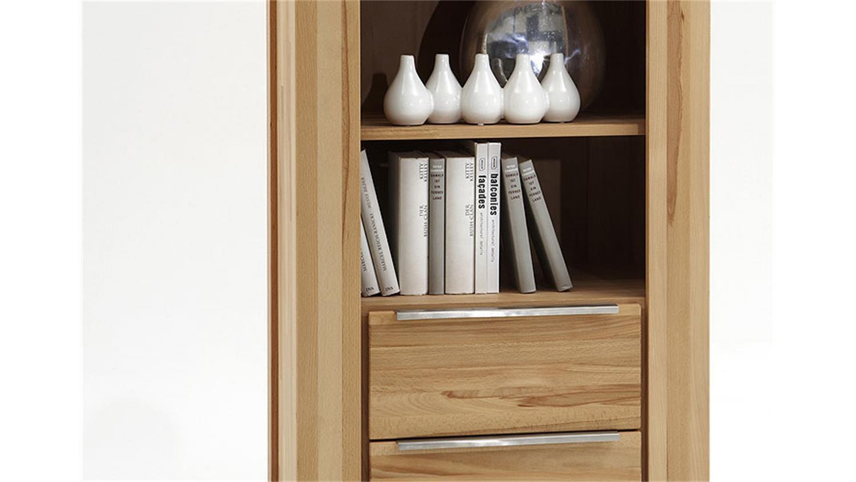 Regal kernbuche fabulous vollholz schrank moderna mit for Schrank vollholz