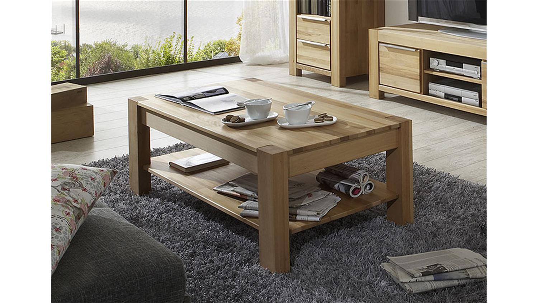 couchtisch nena beistelltisch in kernbuche massiv ge lt. Black Bedroom Furniture Sets. Home Design Ideas