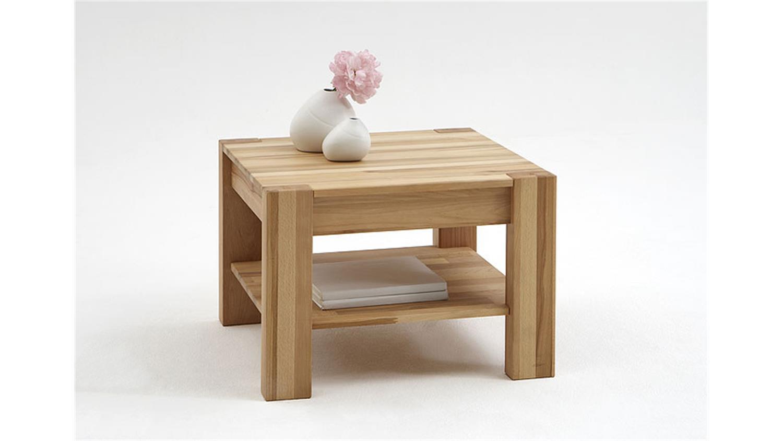 couchtisch nena beistelltisch in kernbuche massiv ge lt 65. Black Bedroom Furniture Sets. Home Design Ideas